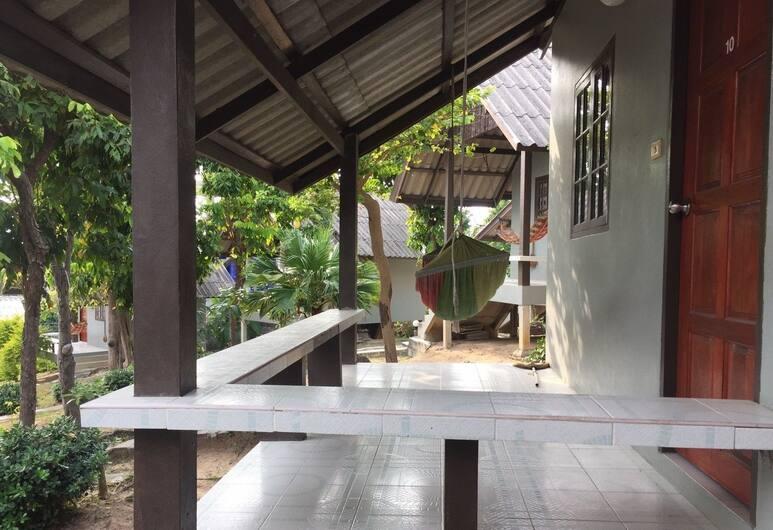 Phupha Bungalow, Ko Pha-ngan, Family Bungalow, Terrasse/Patio