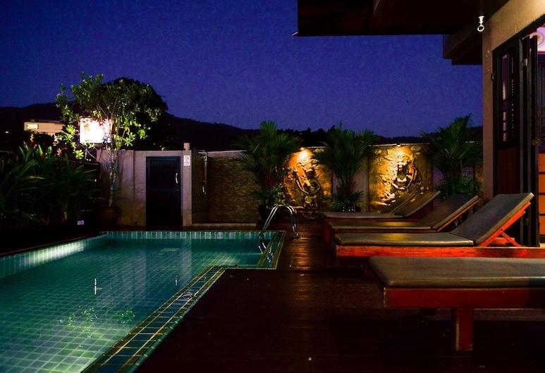 Patong V Hotel, Patong, Outdoor Pool