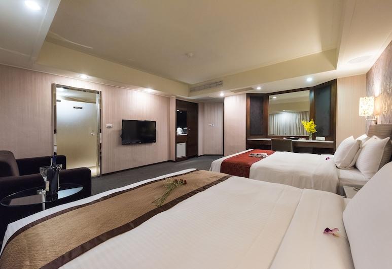 馥俐商務旅館(原馥麗), 新北市, 四人房, 客房