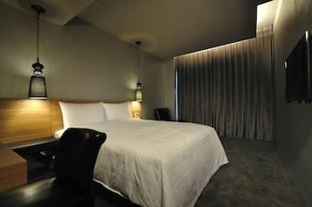 Nowe Tajpej — zdjęcie hotelu Forward Suites II