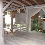 كوخ شهر العسل - غرفة نوم واحدة - بشرفة - بمنظر للوادي - منطقة المعيشة