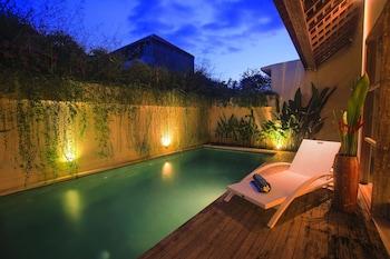 雷根德克峇里別墅的圖片