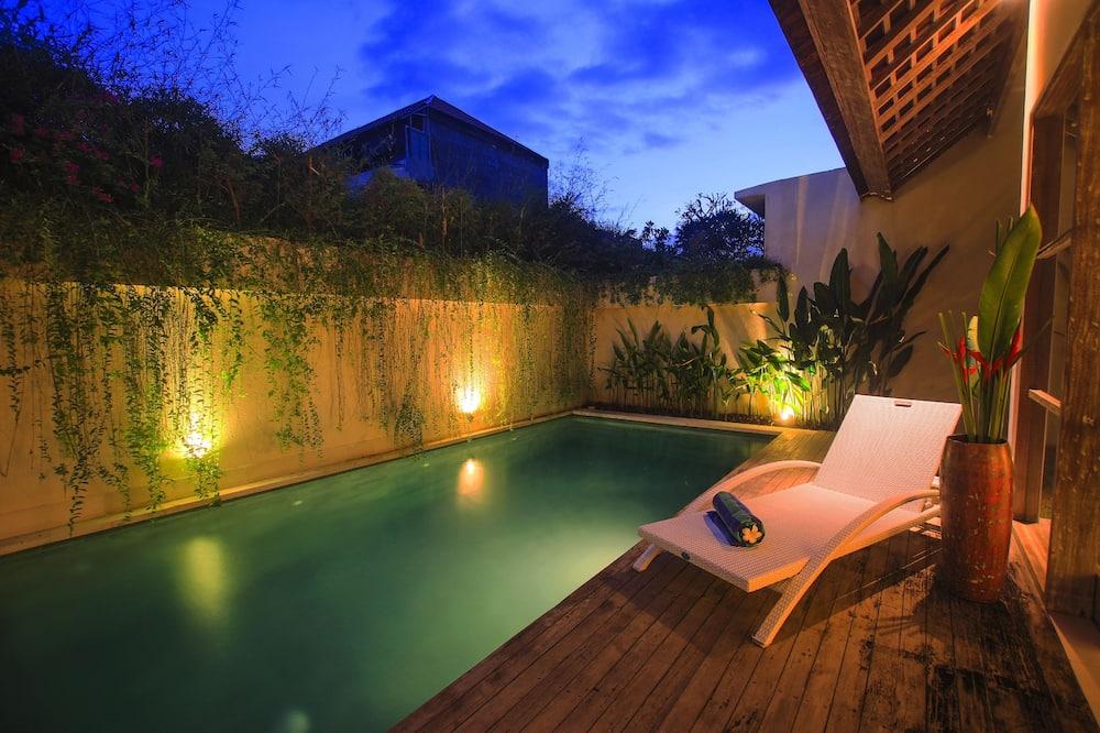 Villa, 1 Bedroom, Private Pool - Pemandangan dari bilik