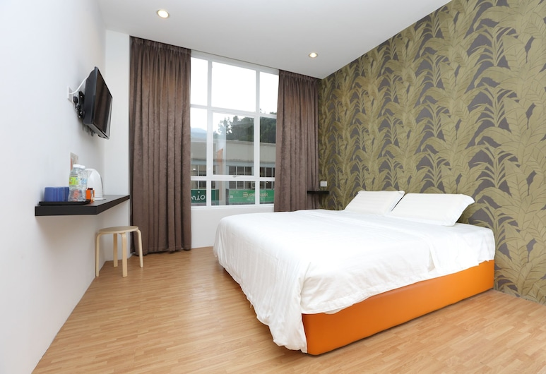 1 Hotel Taman Connaught, Cheras, Deluxe Room, Guest Room