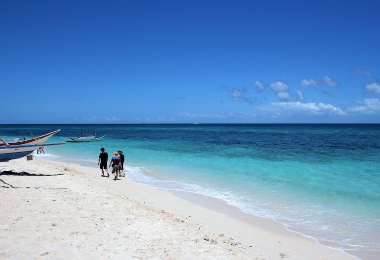 Blue Bamboo Hotel, Boracay Island, Strand