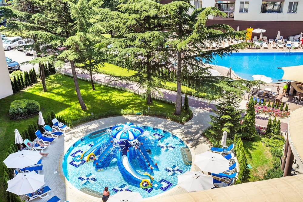 Family Suite, Balcony (Free water park passes) - Children's Pool
