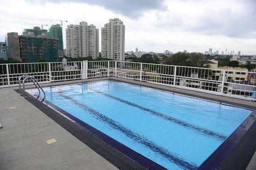 可倫坡城市廣場飯店/