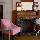 Suite – premium, 1 queensize-seng med sovesofa - Oppholdsområde