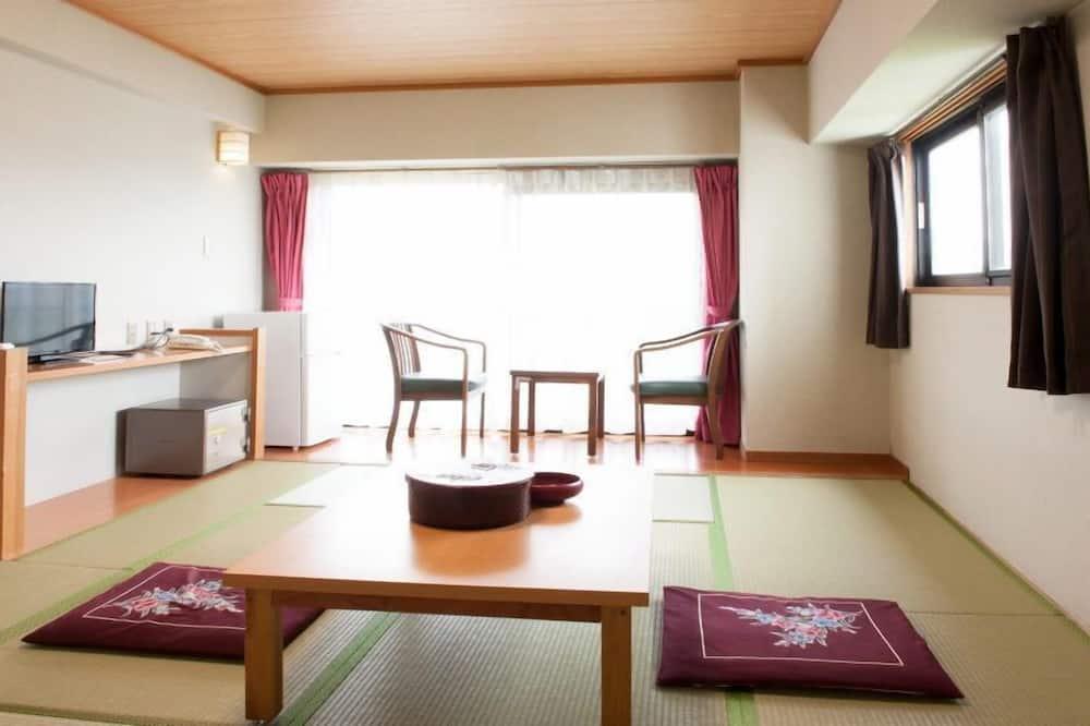 Traditional Oda, Sigara İçilmez (Japanese-Style Quadruple Room) - Oda