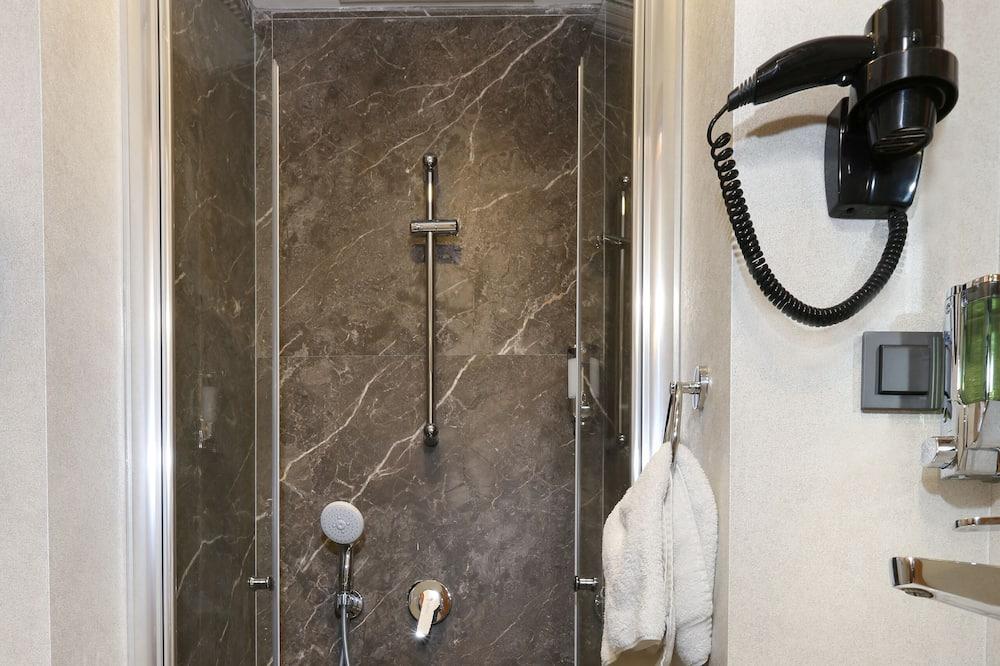 Стандартный двухместный номер с 1 или 2 кроватями - Ванная комната