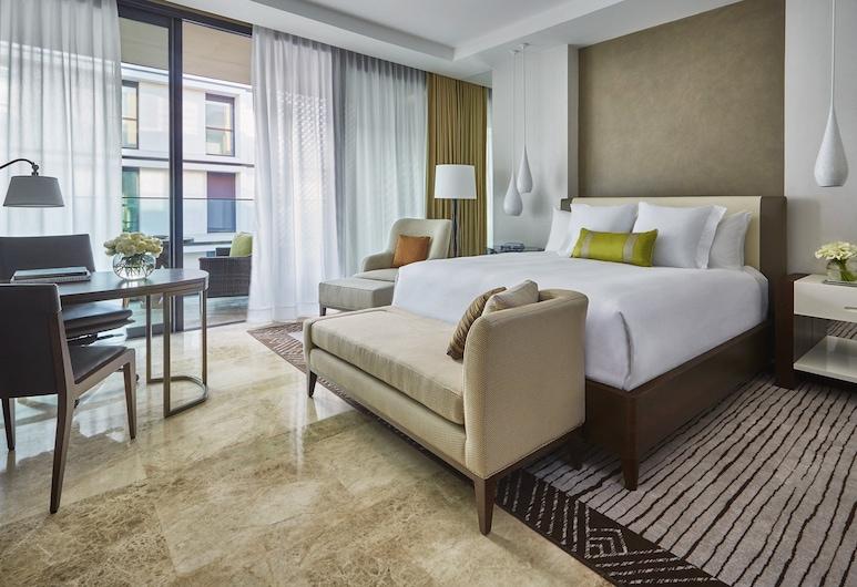 Four Seasons Hotel Casablanca, Casablanca, Superior tuba, 1 ülilai voodi, Tuba