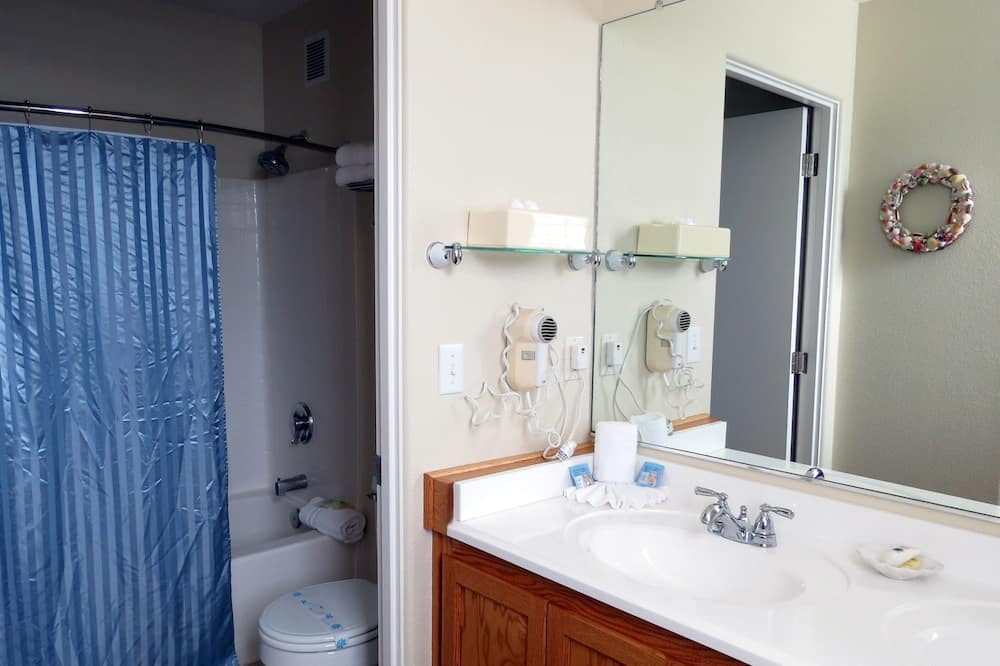 基本套房, 私人浴室 (2) - 浴室