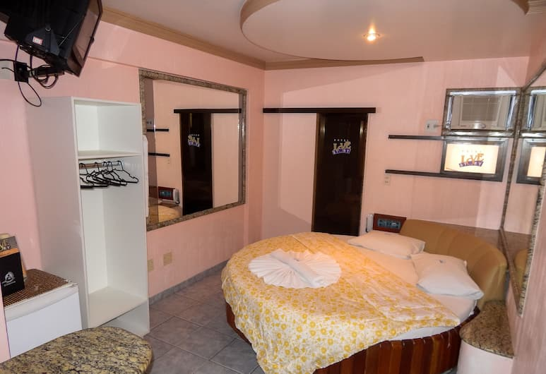 Hotel Love Story, Salvador, Standard Double Room, Guest Room