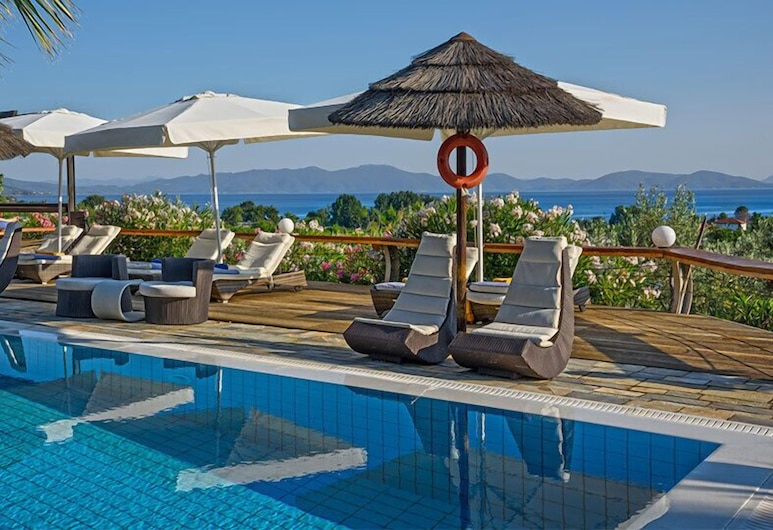 Iakovakis Suites & Spa, South Pelion, Outdoor Pool