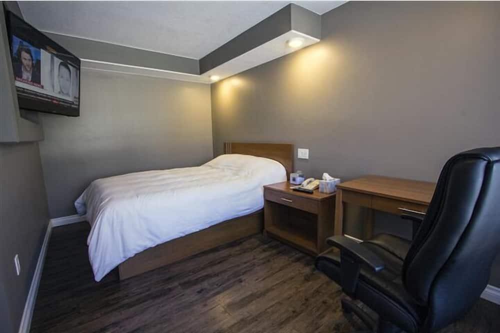 Kambarys, 1 didelė dvigulė lova - Svečių kambarys