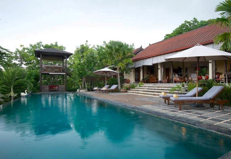Villa Anjing, Nusa Dua