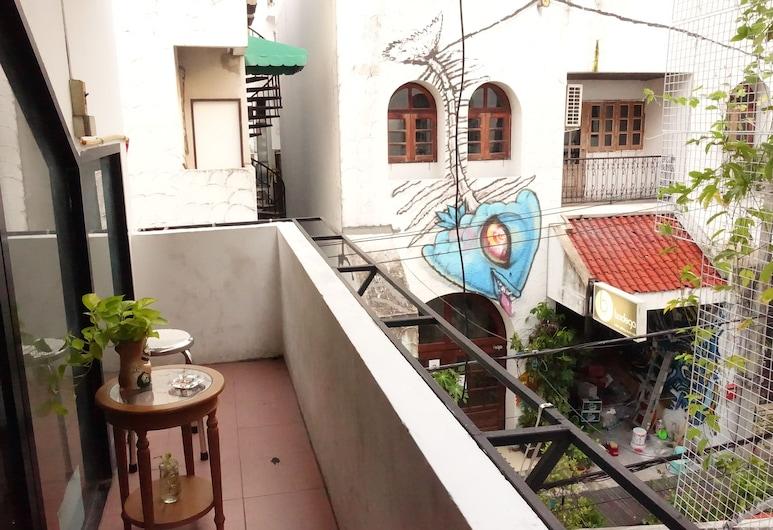 1Sabai Hostel, Bangkok, Terasz/udvar