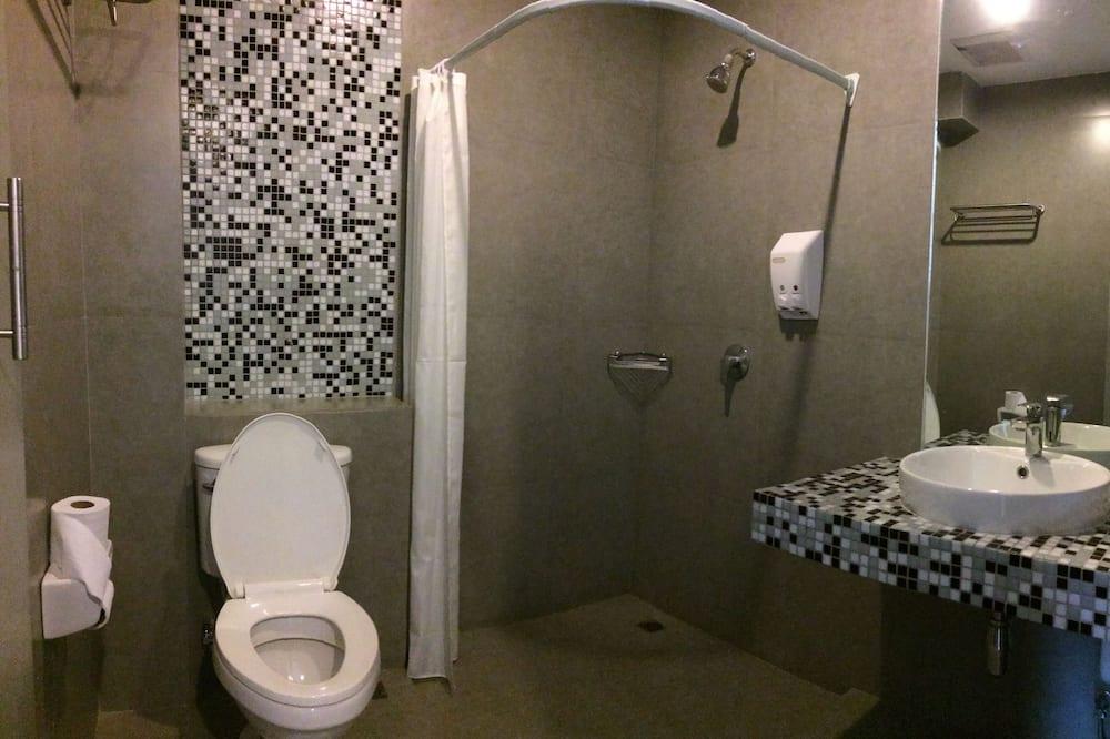 Deluxe soba - Umivaonik u kupaonici