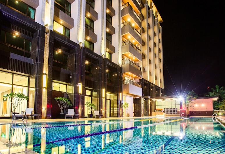 F Hotel Chihpen, Taitung, Açık Yüzme Havuzu