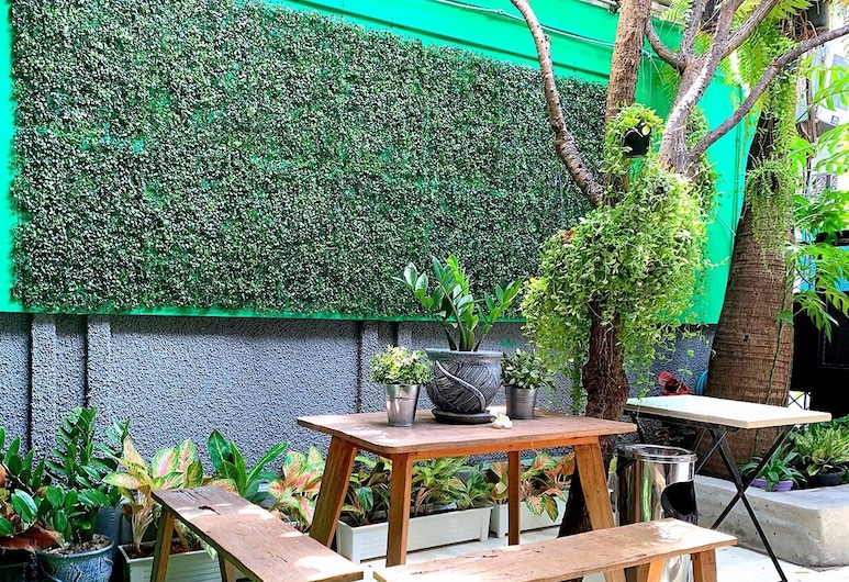 Analog Hostel, Bangkok, Have