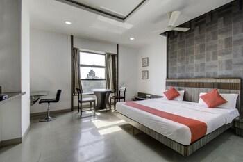 Nuotrauka: OYO 1000 Hotel Admiral Suites, Aurangabad