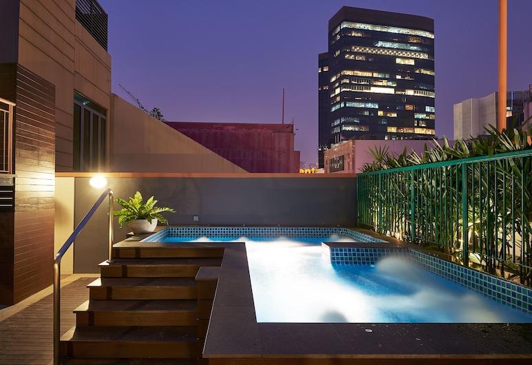 Hotel Bencoolen@Hong Kong Street (SG Clean), Singapour, Piscine sur le toit