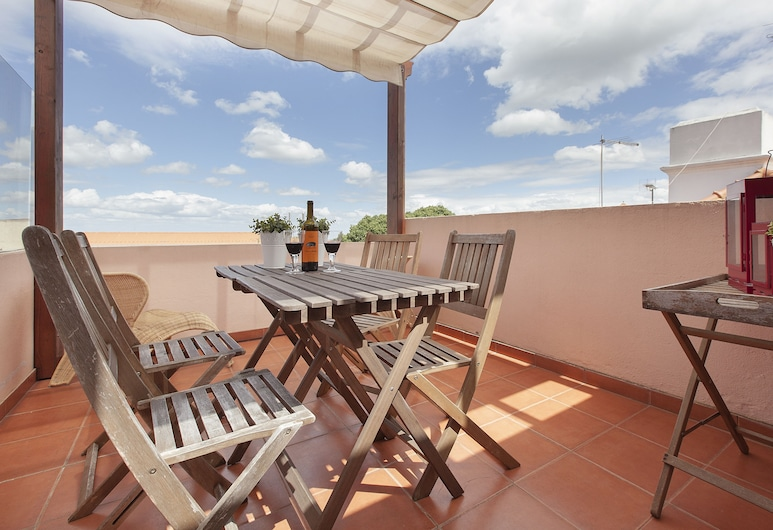 Sweet Inn Apartments - Porta de Alfama, Lissabon, Apartment, 3Schlafzimmer, Terrasse/Patio