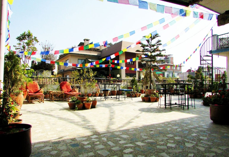 Sacred Valley Home   A Boutique Hotel, Kathmandu, Terassi/patio