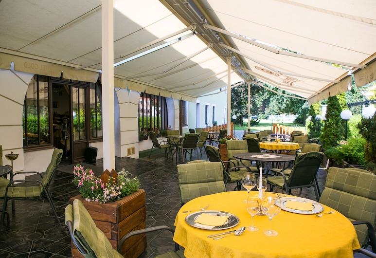 Hotel Gold, Ceský Krumlov, Terraza o patio