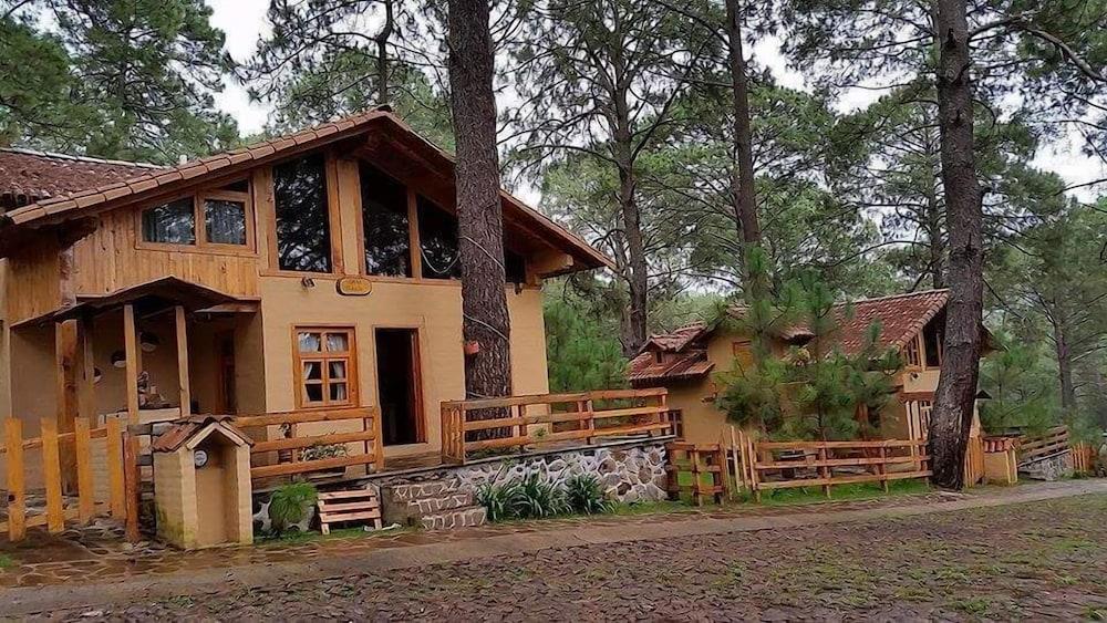 Cabanas los abuelos mazamitla m xico hoteles en for Cabanas en mexico