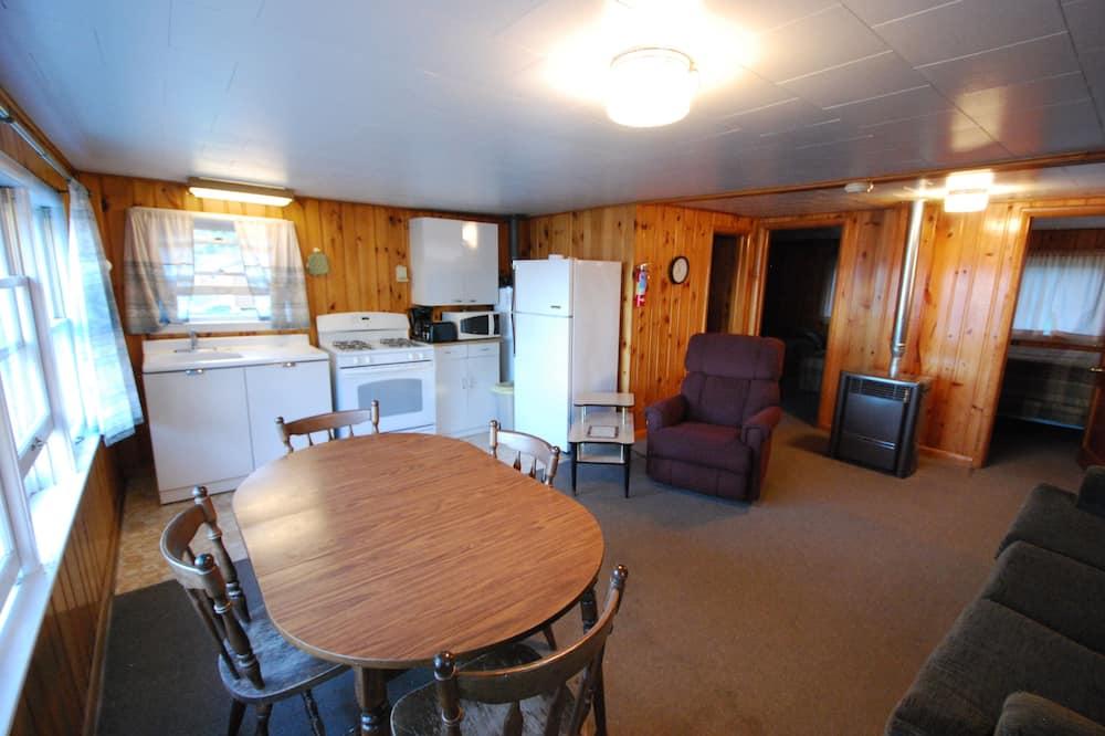 2 Two Bedroom Resort Cabin #4 - Area soggiorno