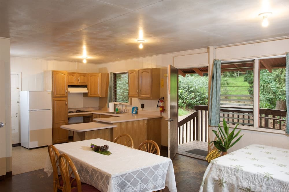 Family Duplex, Mountain View, Mountainside - In-Room Dining