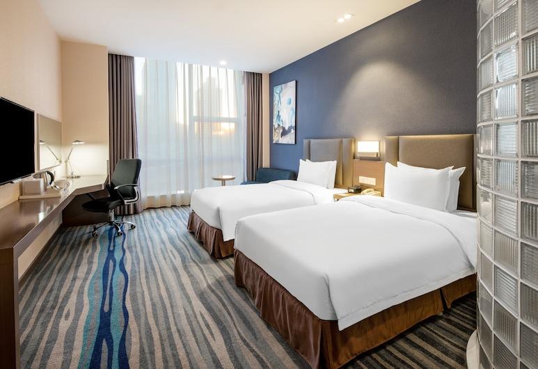 Holiday Inn Express Shenyang North Station, Shenyang, Quarto Standard, 2 camas individuais, Quarto