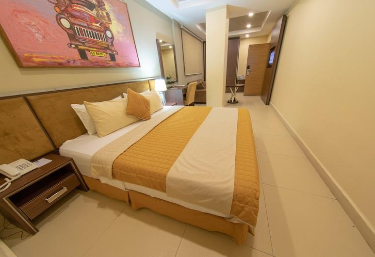 Frankie´s Hotel, Accra, Standard Suite, 1 Queen Bed, Guest Room