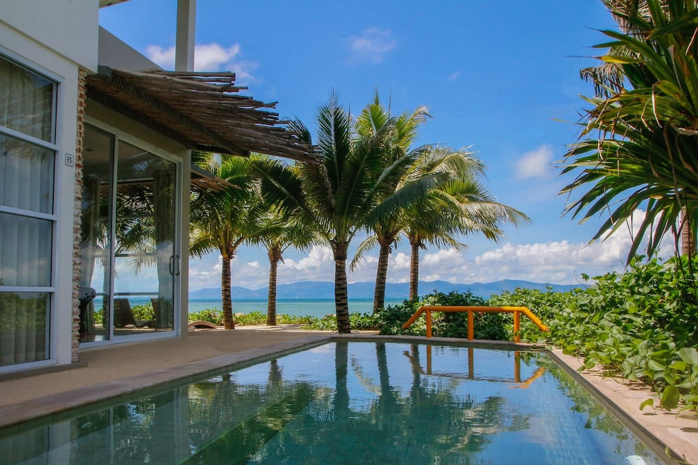 Luxury Suite Beachfront Pool Access - Oda