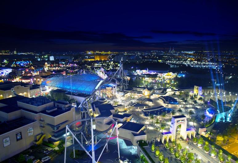 The Park Front Hotel at Universal Studios Japan, אוסקה, חדר סופריור, נוף לפארק (8-25F), נוף מחדר האורחים