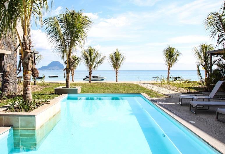 L'escale Luxury Accommodation, Black River, Kamar mandi