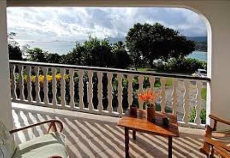 La Residence, Mahe Island, Terrace/Patio