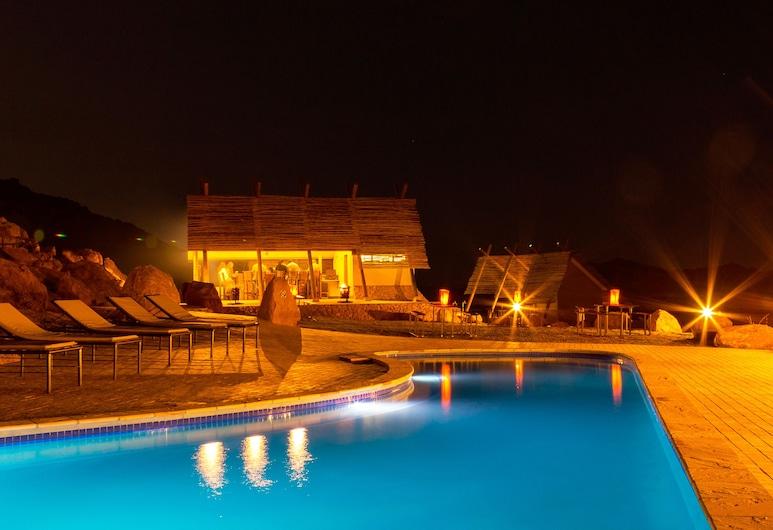 Desert Quiver Camp, Sesriem, Piscina all'aperto