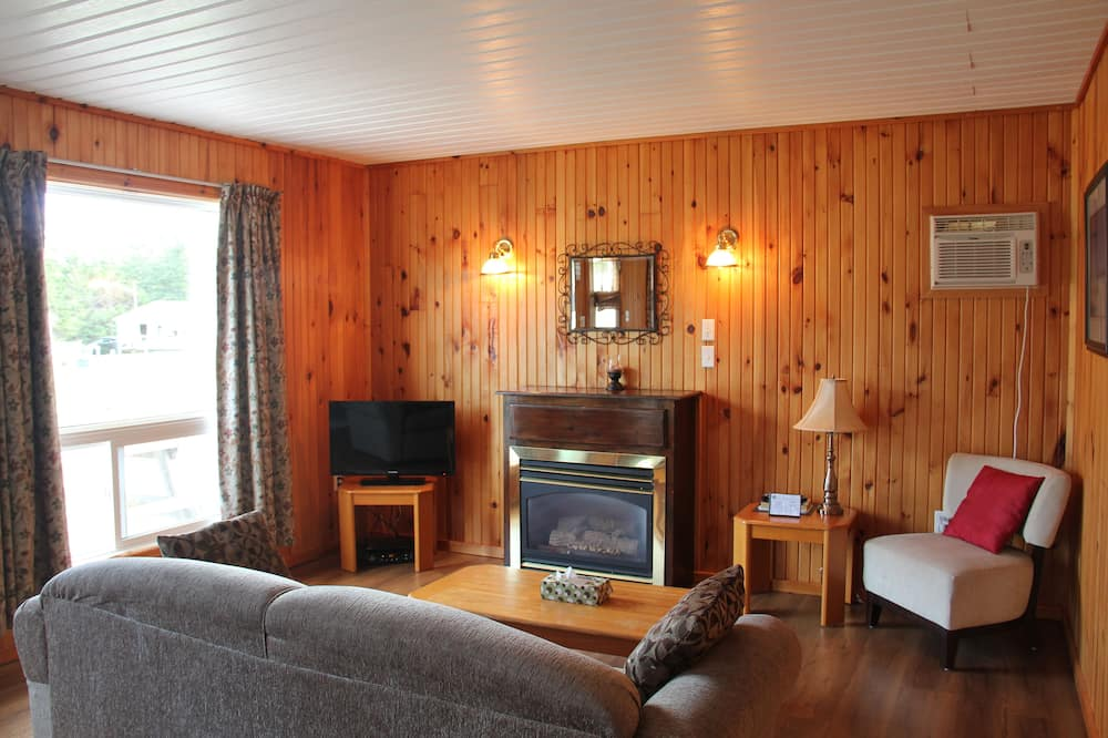 Executive Cottage - Bilik Rehat