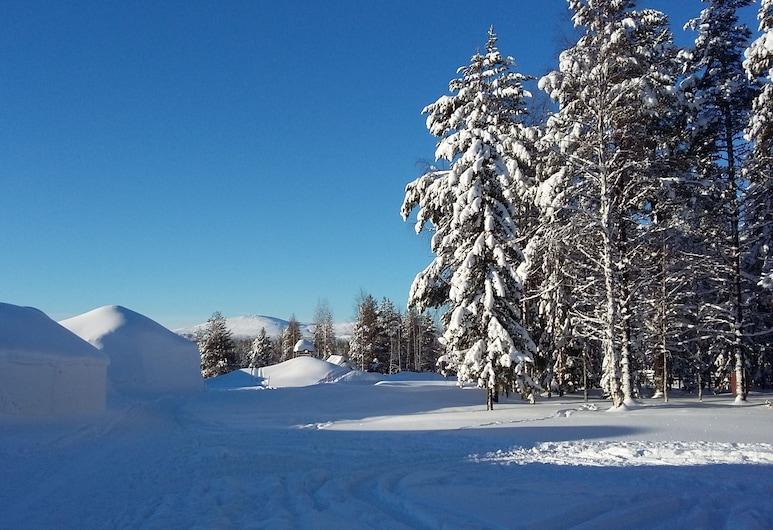 Lapland Hotels Snow Village, Kittila, Terrein van accommodatie