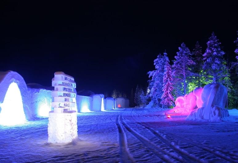 Lapland Hotels Snow Village, Kittilä, Ulkoalueet