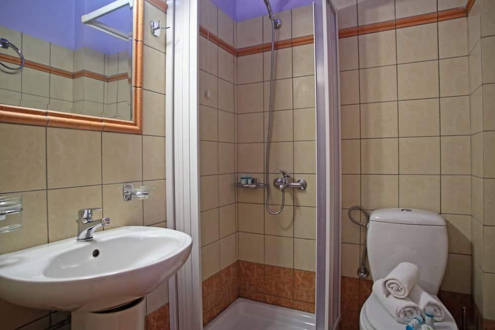 Chambre Standard Double ou avec lits jumeaux, vue mer - Salle de bain