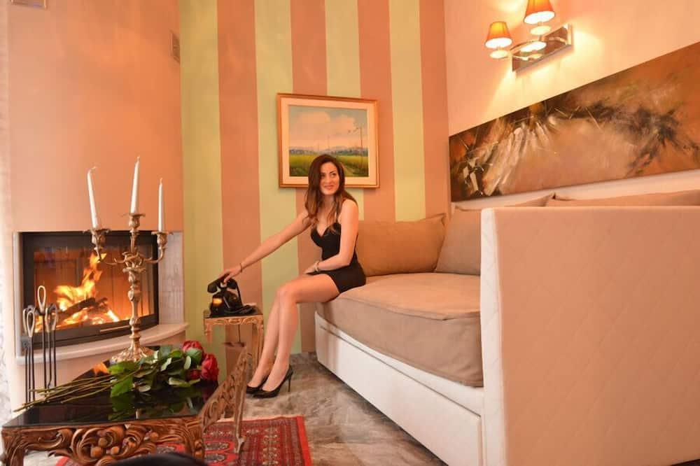 Suite Deluxe - Zona de estar