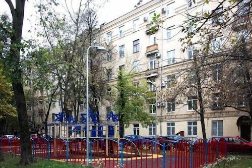 白俄羅斯站豪華公寓飯店套房/
