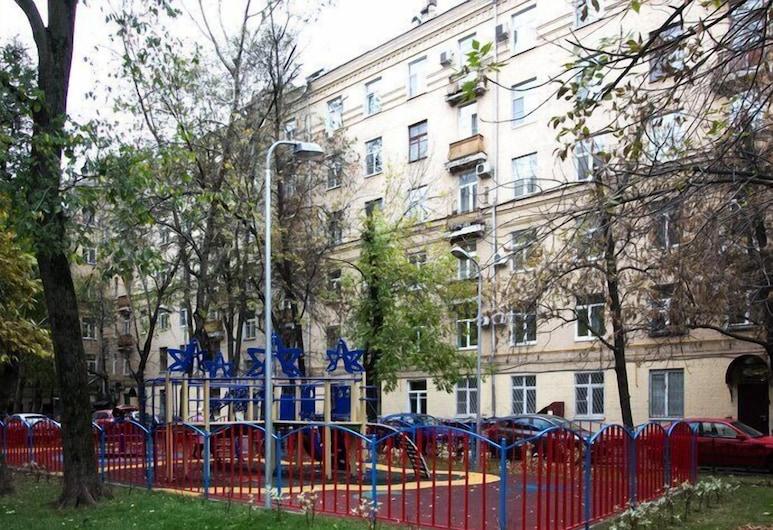 Apartlux Belorusskaya Suite, Moskwa, Front obiektu