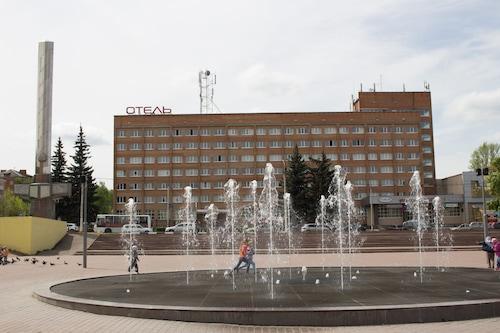 โรงแรมปอดโมสโคเวีย