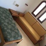 Apartment (Upper Floor) - Living Area
