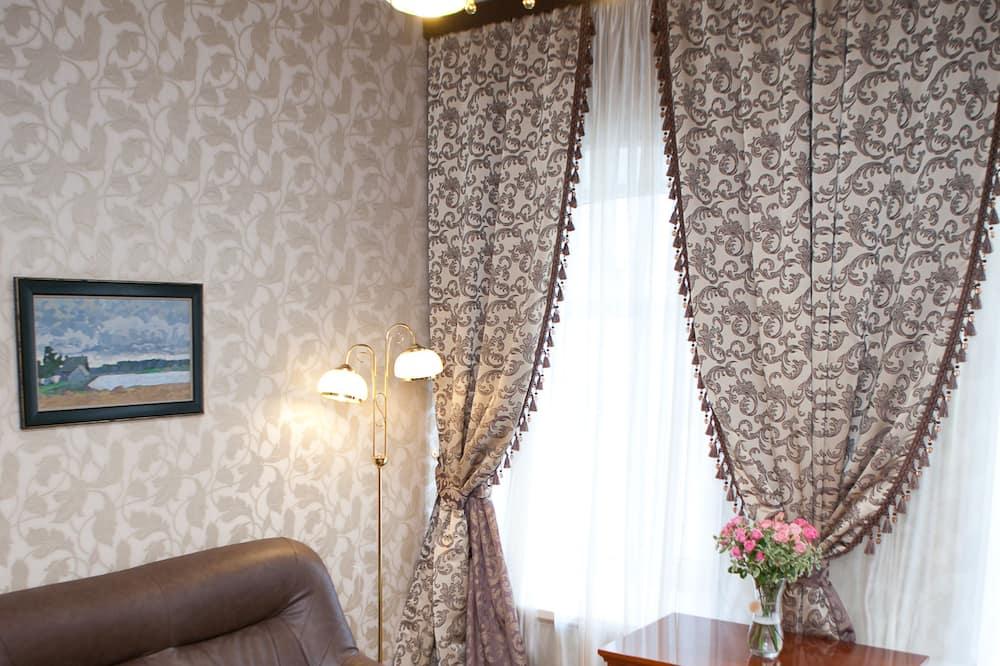 Suite Júnior - Sala de Estar