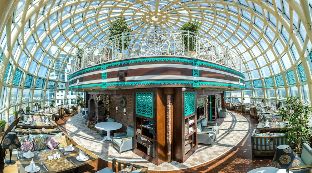 Grozny City Hotel, Grozny